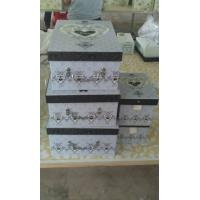 Quality packing factory box, chipboard box ,cardboard wedding gift box, accept customized boxes for sale