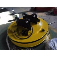 Quality Powerful Electromagnet Electric Lifting Magnets For all Kinds of Steel Mill for sale