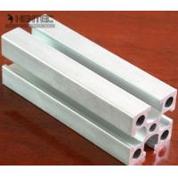 Quality PVDF Patinted metric 6061 Aluminum Extrusion , aluminum structural shapes for sale