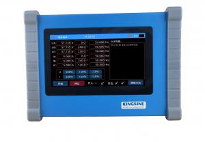 China KFA300 mini Protection Relay Tester built-in battery design on sale
