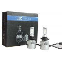 Quality Good Light Pattern Car LED Headlight Bulbs 6500K 36W 4000LM CSP S2 Led Headlight for sale