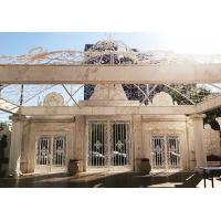Quality Marble Gallery Long Corridor Gazebo for Wedding for sale
