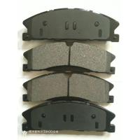 China Non - Asbestos Brake Pads Front For Car Spare Parts DG1Z-2001-D on sale