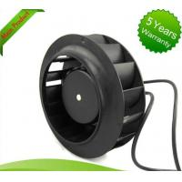 China PA66 Silent AC EC Centrifugal Fans With Backward Curved Blades on sale