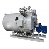 Quality Big Multi Flue Gas Tube Oil Fired Water Steam Boiler Heating System , 5 Ton for sale