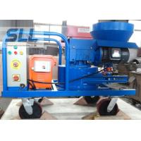 Quality Sincola SHT38 Stucco Sprayer Putty Mortar Spraying Machine Stainless Steel 4m3 / H for sale
