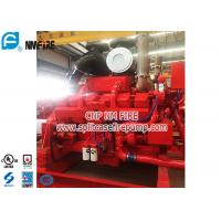 Quality Cummins Brand Fire Pump Engine Used In Fire Water Pump Set , Highly Effective for sale