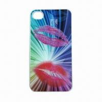 Quality 3D Case for iPhone, Customized Colors and Logos are Accepted for sale
