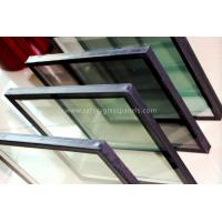 Quality Energy Saving Insulated Laminated Glass Automobile Sound Insulation Glass Panels for sale