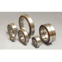 Quality 7011, 7012 Radial Load Single Row Angular Contact Ball Bearing For Machine Tool Spindles for sale
