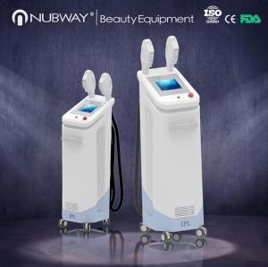 China Hot promotion Big sale Portable 2 IN 1 ipl shr/ipl skin rejuvenation with 3000W Power !!! on sale