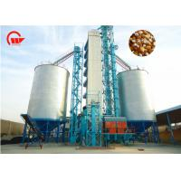Quality Biomass Furnace Drive Corn Dryer Machine Constantly Energy Saving No Pollution for sale