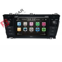 Quality Left Hand Driving Toyota DVD GPS Navigation For Toyota Corolla 2014 Navigation System for sale