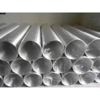 Industrial Structural Alloys Aluminium Tube Extrusion T6 T6511 O H32 T52 Temper for sale