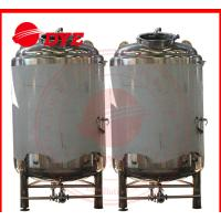 Quality 10BBL SUS304L / SUS306L Brite Beer Tank 80 Insulation Thickness for sale