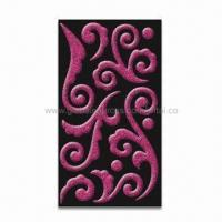 Quality 3-D Puffy Flourish Stickers, Suitable for Children, Safe and Non-toxic for sale