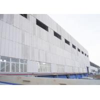 Quality Concrete AAC Slab Panel Plant Lightweight Wall Panel Machine 380kw - 450kw Light weight and high strength for sale
