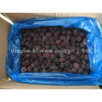 Quality IQF Frozen Blackberry for sale