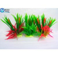Buy Simulation Rice Flower Plastic Tall Artificial Aquarium Plants Wholesale for at wholesale prices