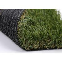 Quality 48mm W Shape Durable Artificial Grass For Landscaping GSW4 4 Tone Super Drainge for sale
