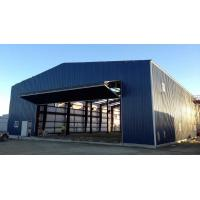China Pre Engineered Buildings With Steel H Section Columns And Rafters on sale