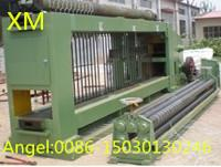 Buy 4300mm Weaving Mesh Width New Double Rack Drive Gabion Box Machine, Hexagonal Mesh Machine at wholesale prices