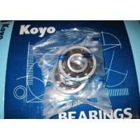 Quality Super Precision Steel KOYO Bearing 7000 , Angular Contact Ball Bearing for High Speed for sale