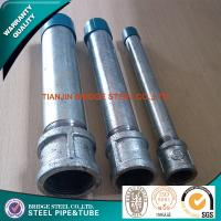 Quality EFW Structural Hot Dipped Galvanized Steel Pipe For Gas Line Q235 for sale