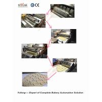 Quality Automatic donut rolling cutter with different shapes——YuFeng for sale