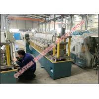 Quality Steel Strut Channel Manufacturing Machine with Automatic Metal Roll Forming System for sale
