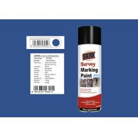 Quality Grade 2 Flexibility Survey Marking Paint Shifeng Blue Color For Timber for sale