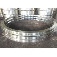 Quality DIN1.4923 Forged Steel Rings Turbine Guide Ring Forging Blanks Rough Machining for sale