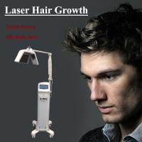 Buy 3 Year warranty laser hair growth machine CE approved laser comb for hair growth multi-function laser hair growth at wholesale prices