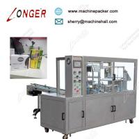 Quality Cellophane Overwrapping Machine For Box,High Speed Low Price Case Pack Wrapping Machine For Sale for sale