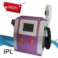 Quality 0.3Hz Wrinkle Removal IPL Skin Rejuvenation Machine RF , Aseismatic for sale