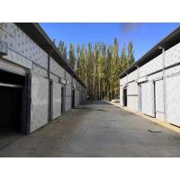 Quality Frozen Food Prefabricated Cold Room Automatic Control Precision Temperature for sale