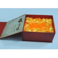 Quality Electronic Products / Wine Printed Gift Boxes With Plastic Tray 250gram / 300gram for sale