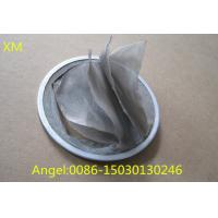 Buy Food grade Stainless Steel Wire Cloth Filter Disc Mesh/filter disc wire mesh at wholesale prices