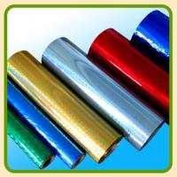 Quality colorful aluminized gift wrapping paper for sale