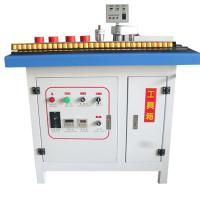 Quality particle board pvc portable double edge banding machine guangzhou for sale