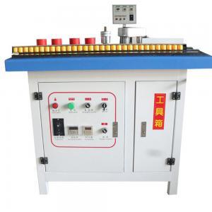 Quality round corner china pvc edge banding tape making machine  small type for sale