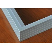 Quality ISO9001  Aluminum frames for solar panels , aluminum solar frame for sale