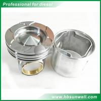 Original/Aftermarket  High quality Dongfeng Cummins N14 Engine Piston Kit 3087634 3803741 3084044