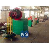 Quality High efficiency PVC Coating Machine for Making PVC Coated Gabion Baskets / Cages for sale