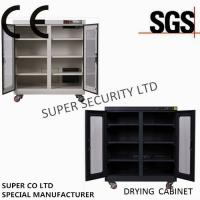 Quality Industrial Auto Dry Cabinet Double door Reliable Wide Type for sale