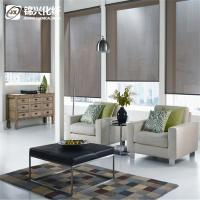 Quality Indoor Roller Blind Fabric , Home Custom Roller Shades / Blinds 30M Roller Length for sale