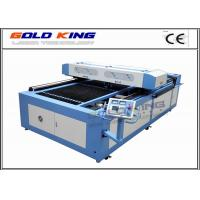 Quality GK-1325 CO2 Laser Cutting Machine with RECI 100W laser tube 1300x2500mm for sale