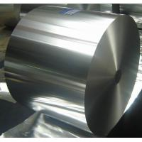 Quality Temper O Aluminium Foil Roll 8011 1235 For Tin Foil Dinners / Balls / Sculptures for sale