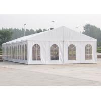 Quality Fire Resistant Outdoor Custom Camping Tent For 300 People Banquet for sale