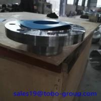 Steel Flanges Stainless Steel Weld Neck Flanges WNRF  ASTM A 182 GR ASTMA860 ASMEB16.5 for sale